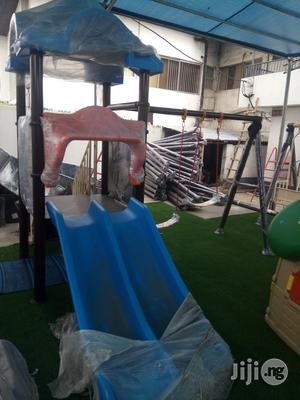 Multifunctional Playground House With Double Swing | Toys for sale in Lagos State