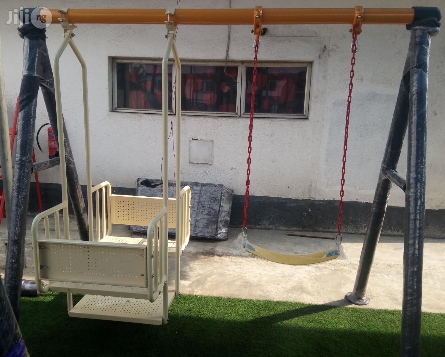 Playground Swing For Schools Available (3 In 1)