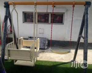 Playground Swing For Schools Available (3 In 1)   Toys for sale in Lagos State