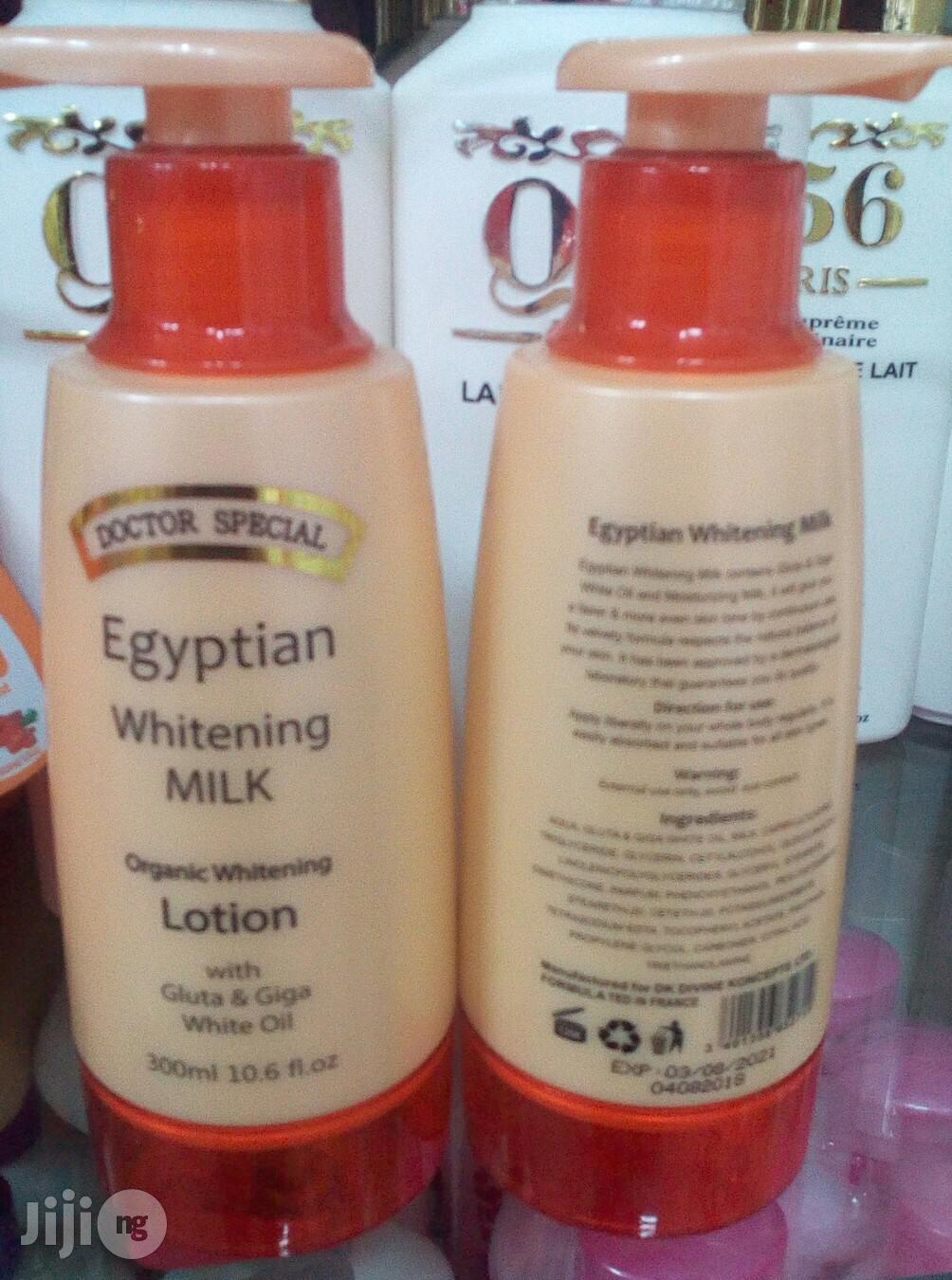 Doctor Special Egyptian Whitening Milk -300ml