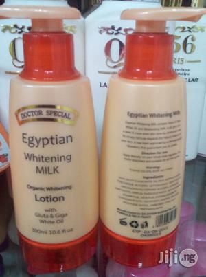 Doctor Special Egyptian Whitening Milk -300ml | Skin Care for sale in Lagos State