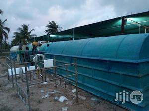 FRP Tanks (For Fish, Chemicals And Water Tanks) | Farm Machinery & Equipment for sale in Lagos State, Ikorodu
