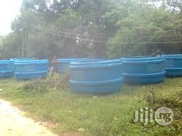 Fibreglass Tanks For Chemicals, Fish Ponds, Water Treatment   Farm Machinery & Equipment for sale in Lagos State, Ikorodu