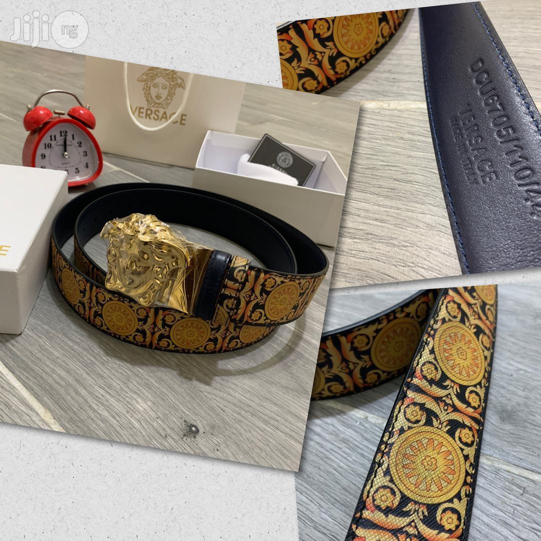 Versace Designers Belt