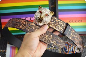 Gucci Designers Belt | Clothing Accessories for sale in Lagos State, Lagos Island (Eko)