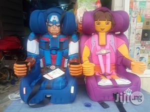 Tokunbo New Marvel Kid Car Seat From 9 Months To 10 Years   Children's Gear & Safety for sale in Lagos State, Lekki