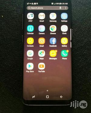 Samsung Galaxy S8 Plus 128 GB Silver | Mobile Phones for sale in Edo State, Benin City