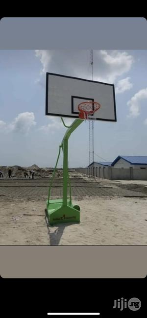 New Olympic Basketball Stand | Sports Equipment for sale in Abuja (FCT) State, Nyanya