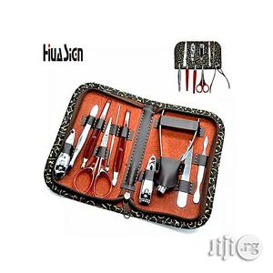 10pcs/Set Stainless Steel Manicure Nail Care Tools Set | Tools & Accessories for sale in Lagos State, Ikeja
