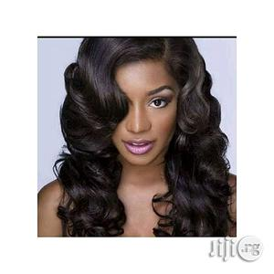 Sleek Soft Body Wave Hair Wig With Closure | Hair Beauty for sale in Lagos State, Ikeja