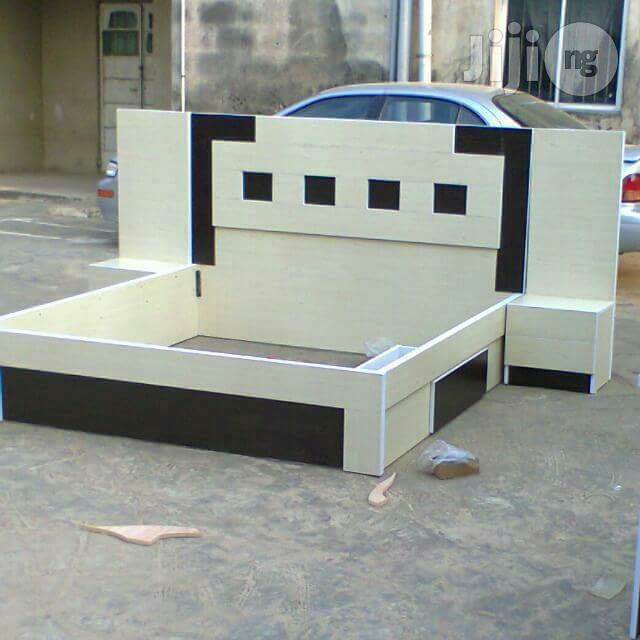 Archive: A Bed Frame
