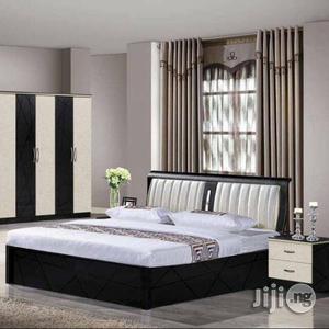 Bed & Wardrobe   Furniture for sale in Lagos State, Ojo
