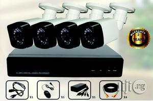 Waterproof Outdoor and Indoor Combo CCTV Security System   Security & Surveillance for sale in Lagos State, Victoria Island