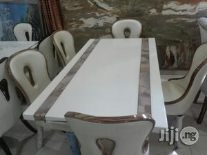 Imported Marble Dining Table | Furniture for sale in Lagos State, Ikeja