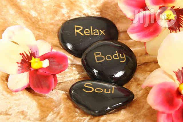 Body Massage, Body Polish, Pedicure/Manicure.