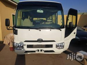 Toyota Coaster 2021 White | Buses & Microbuses for sale in Abuja (FCT) State, Durumi