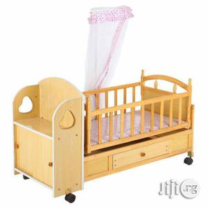Baby Bed Wood | Children's Furniture for sale in Lagos State, Lagos Island (Eko)