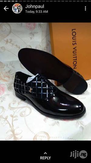 Italian Louis Vuitton Men's Shoes   Shoes for sale in Lagos State, Lagos Island (Eko)