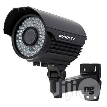 Installation Of CCTV Surveillance Camera