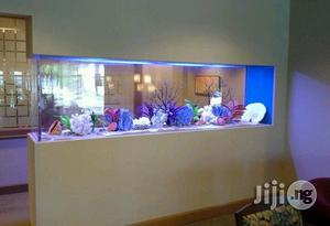 Aquariums (Fish Aquarium According To Your Specifications) | Building & Trades Services for sale in Abuja (FCT) State, Garki 1