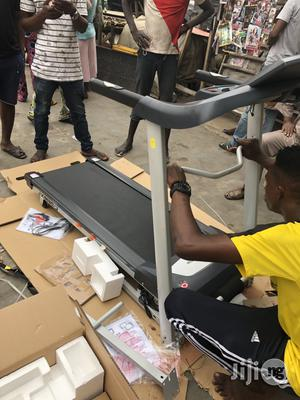 Brand New Treadmill With Massager   Sports Equipment for sale in Lagos State, Lekki