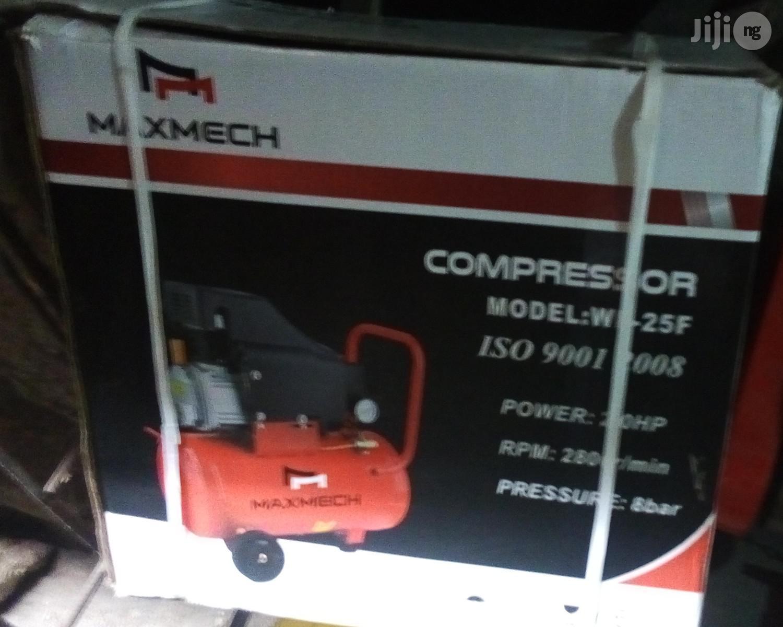 Air Compressor 50ltrs, 8bar, 2.0hp