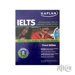 Kaplan Ielts Premier Third Edition With Audio Cd | CDs & DVDs for sale in Lagos State, Oshodi
