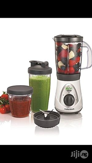 Morphy Richards Nutri Fusion Smoothies With Beakers and Jug | Kitchen Appliances for sale in Lagos State, Yaba