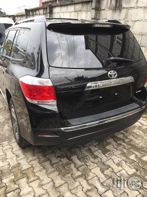 Toyota Highlander 2013 Limited 3.5l 4WD Black | Cars for sale in Rivers State, Port-Harcourt