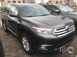 Toyota Highlander 2013 SE 3.5L 4WD Gray | Cars for sale in Rivers State, Port-Harcourt
