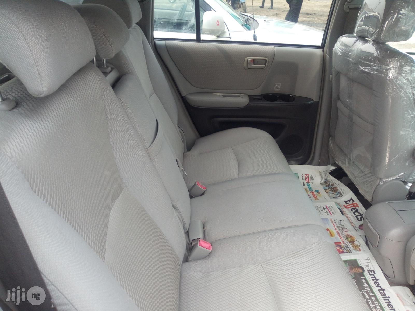 Archive: Toyota Highlander 2005 V6 Silver