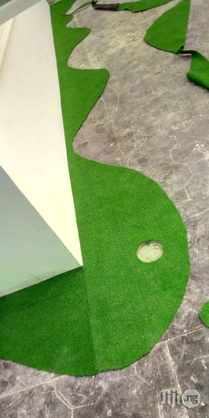 EXTERIOR LANDSCAPE Decor With Turf/Grass | Manufacturing Services for sale in Lagos State, Ikeja