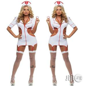 Sexy Underwear Nurse Lingeries Uniform   Clothing for sale in Lagos State, Lagos Island (Eko)