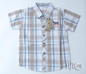Okkoaï Boys Shirt. | Children's Clothing for sale in Lagos State, Alimosho