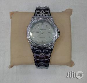 Audemars Piguet Mens Silver Wristwatch   Watches for sale in Lagos State, Surulere