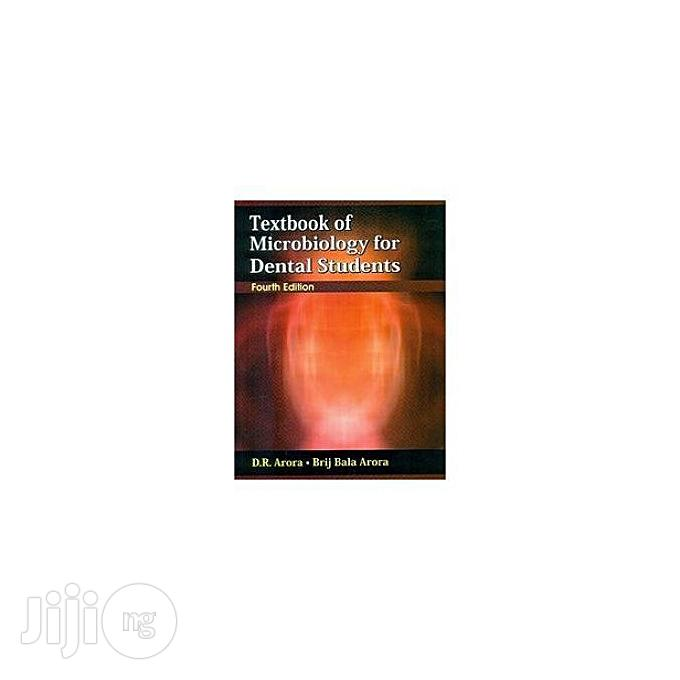 Archive: Textbook Of Microbiology For Dental Student By Dr. Arora