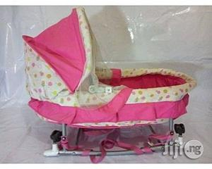Grace Way Baby Bassinet Bed   Children's Furniture for sale in Lagos State, Yaba