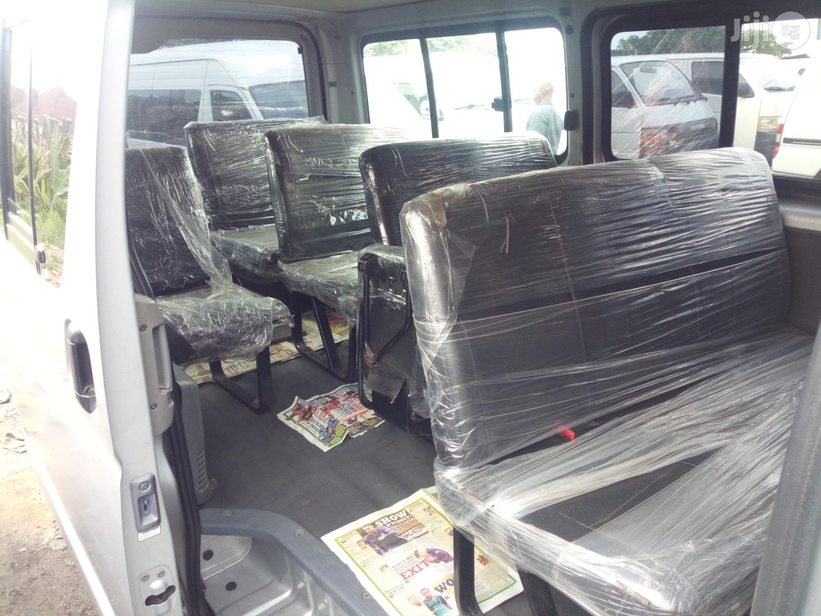 Toyota HiAce 2007 Silver | Buses & Microbuses for sale in Apapa, Lagos State, Nigeria