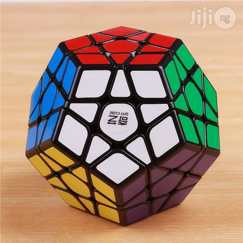QIYI Megaminx Rubik Cubes 12 Educational Toys for Children