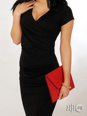 New Dress V-neck Slim   Clothing for sale in Ondo State, Akure