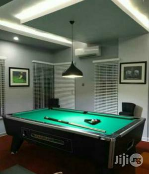 Marble Snooker Board With Coin   Sports Equipment for sale in Lagos State, Lekki