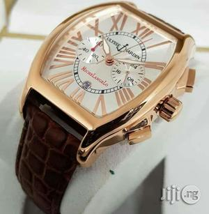 Ulysse Nardin Chronograph Rose Gold Chain Watch   Watches for sale in Lagos State, Lagos Island (Eko)