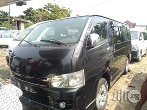 Toyota HiAce 2009 Black   Buses & Microbuses for sale in Lagos State, Apapa