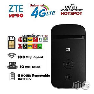 ZTE 3G/4G LTE Mobile Internet Wifi Hotspot For Swift   Networking Products for sale in Lagos State, Ikeja