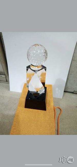 Crystal Award Plaque | Arts & Crafts for sale in Lagos State, Agboyi/Ketu