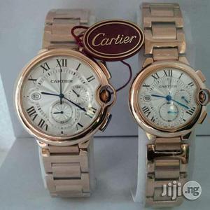 Cartier Wrist Watch. | Watches for sale in Lagos State, Lagos Island (Eko)