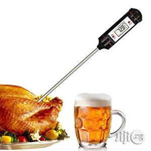 Food Meat Thermometer Kitchen Digital Cooking Food   Kitchen Appliances for sale in Lagos State, Ikeja