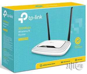 300mbps Wireless N Router TL-WR841N   Networking Products for sale in Lagos State, Ikeja