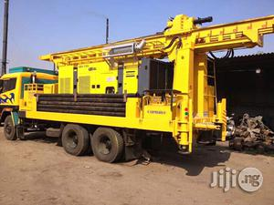 Water Borehore Drilling Rig With Compressor | Heavy Equipment for sale in Kwara State, Ilorin West