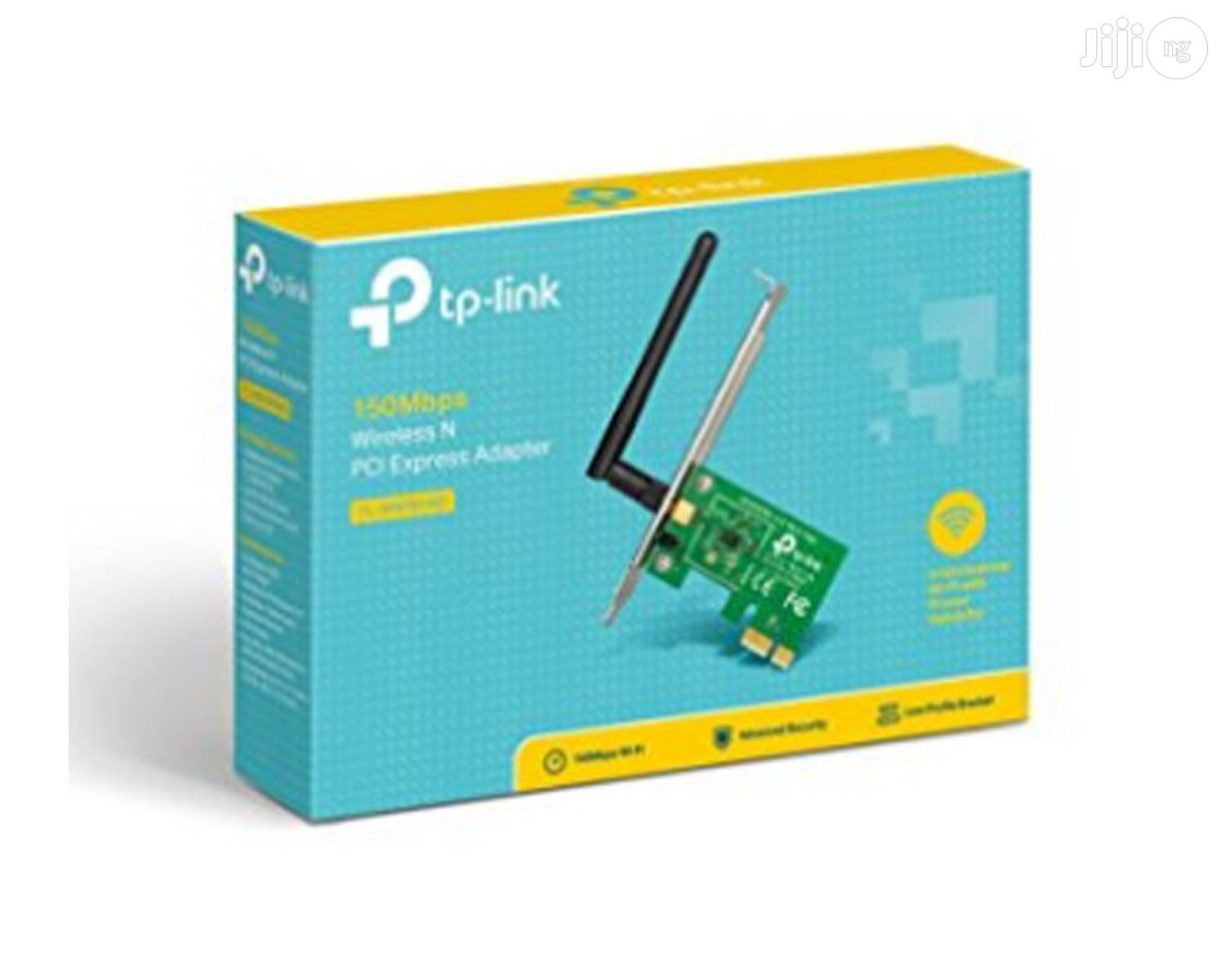 Archive: Tp-link 150mbps Wireless N Pci Express Adapter Tl-wn781nd